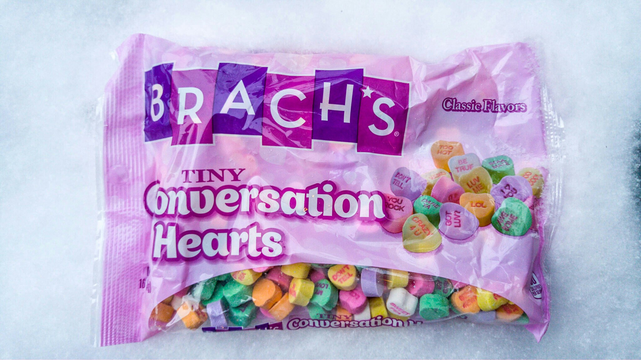Bag of hearts