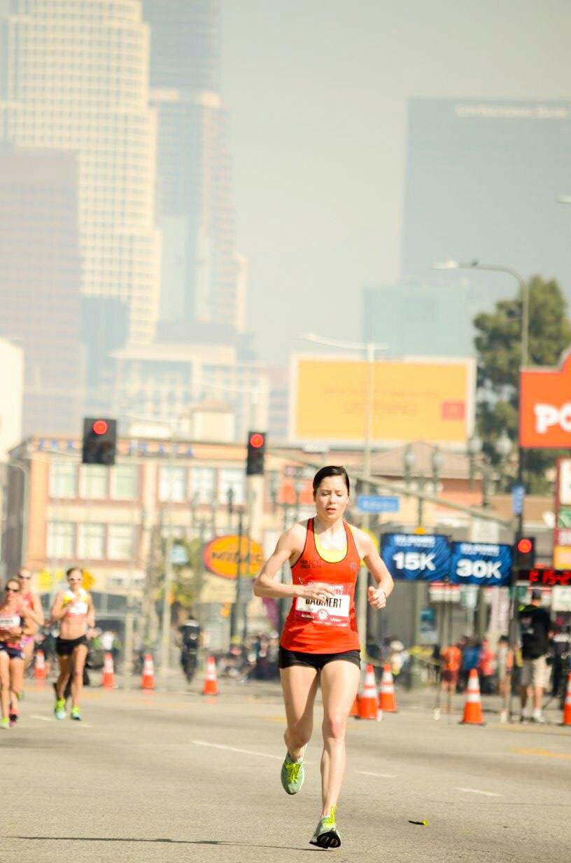 L.A. running